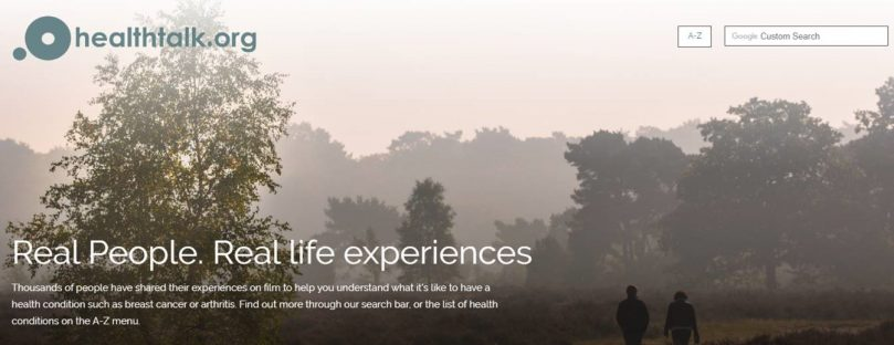 Understanding family experiences of inherited MND: developing a new web resource on Healthtalk.org